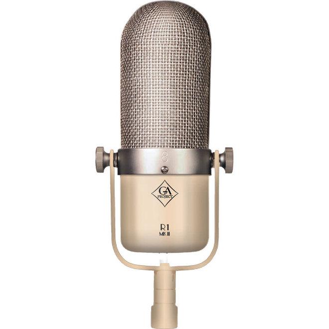 Golden Age - R1 MKII Passive Ribbon Microphone w/Figure-8 Polar Pattern