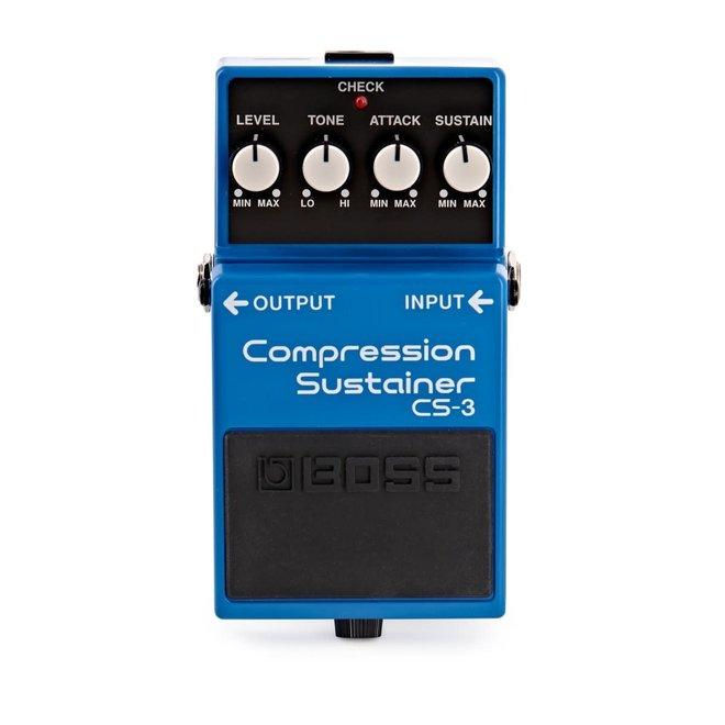 Boss - CS-3 Compressor Pedal