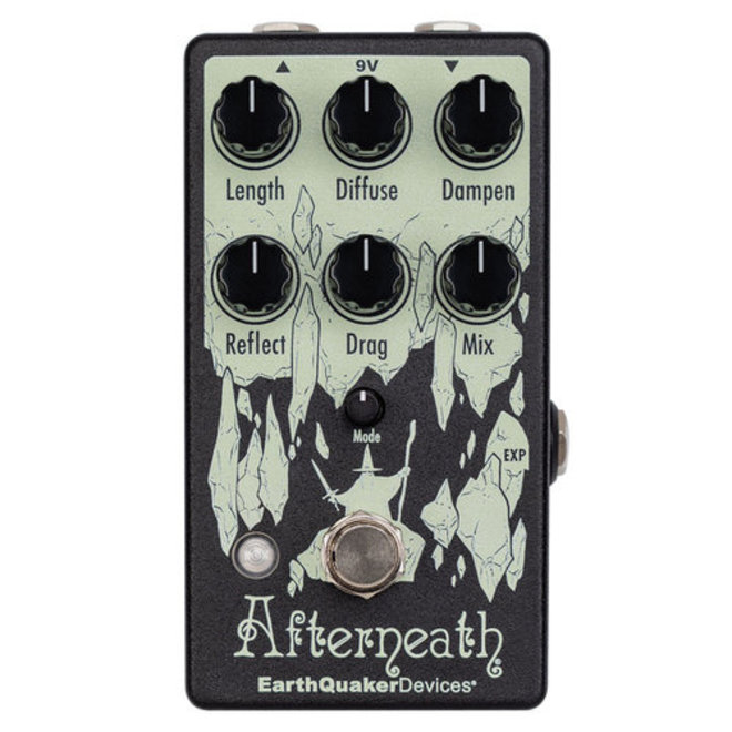 EarthQuaker Devices - Afterneath Otherworldly Reverb V3