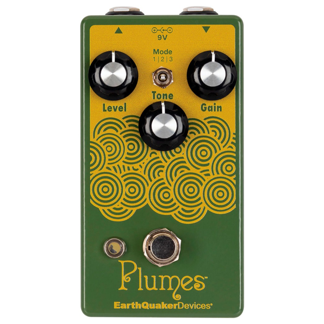 EarthQuaker Devices - Plumes Small Signal Shredder Pedal