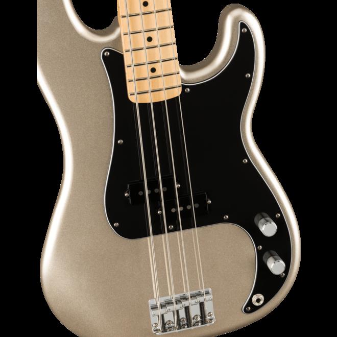 Fender - 75th Anniversary Series P-Bass, Diamond Anniversary (w/Deluxe Gigbag)