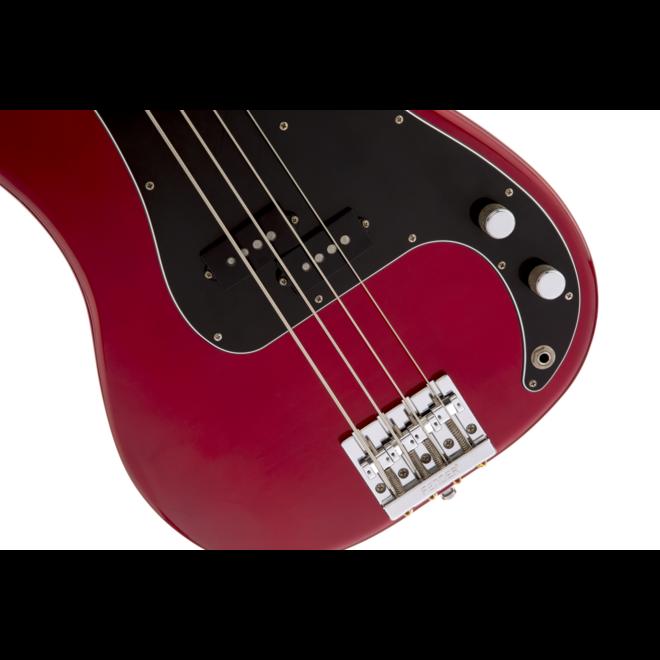 Fender - Nate Mendel P Bass, Rosewood Fingerboard, Road Worn Candy Apple Red