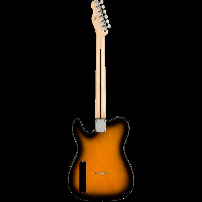 Fender - Squier Paranormal Cabronita Telecaster Thinline, Maple Fingerboard, 2-Color Sunburst