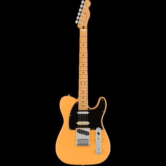 Fender - Player Plus Nashville Telecaster, Maple Fingerboard, Butterscotch Blonde
