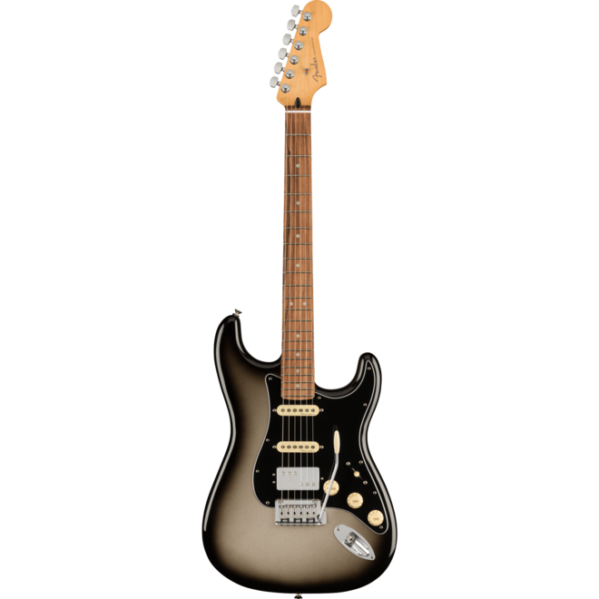 Fender - Player Plus Stratocaster HSS, Pau Ferro Fingerboard, Silverburst