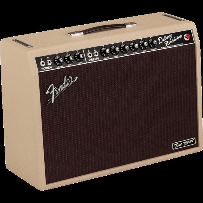 Fender - Tone Master Deluxe Reverb Blonde Amp