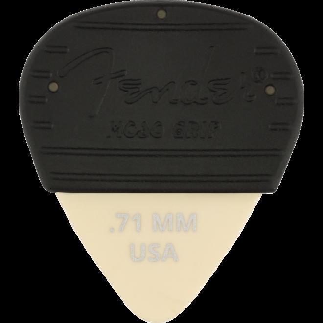 Fender - Mojo Grip Picks, Dura-Tone Delrin, Pack of 3