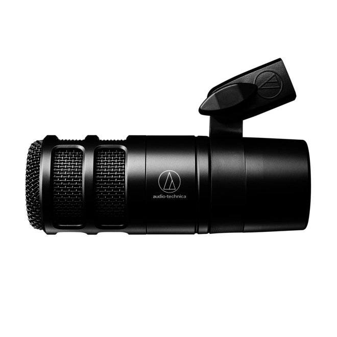 Audio Technica - AT2040 Hypercardioid Dynamic Podcast Microphone