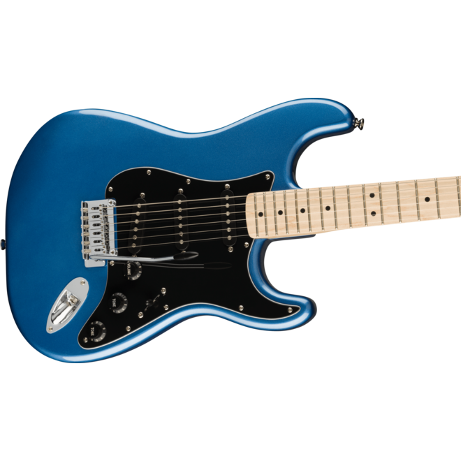 Squier Affinity Series Stratocaster, Maple Fingerboard, Lake Placid Blue