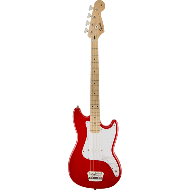 Squier Bronco Bass, Red