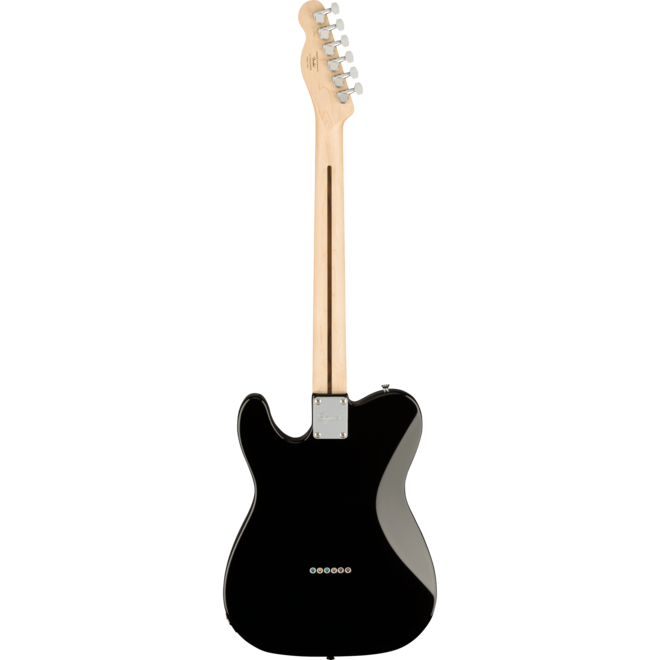 Squier Affinity Series Telecaster Deluxe, Maple Fingerboard, Black