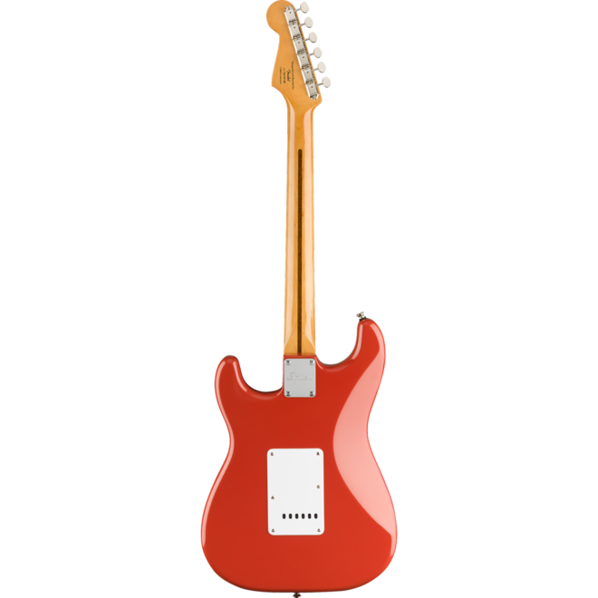 Squier - Classic Vibe '50s Stratocaster, Maple Fingerboard, Fiesta Red