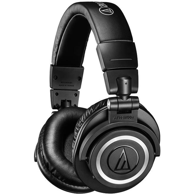 Audio-Technica - ATH-M50XBT Wireless Bluetooth Headphones