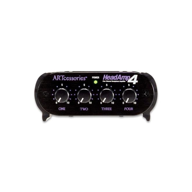 Art - 4 Channel Stereo Headphone Amp