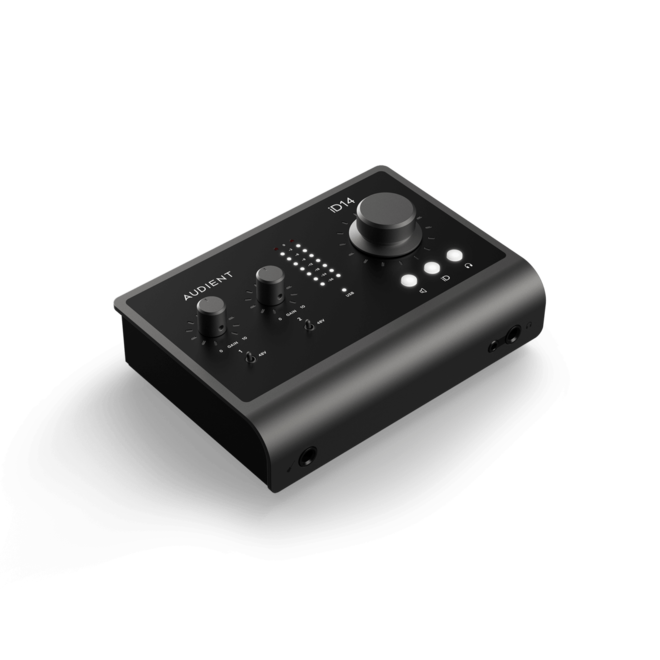 Audient - iD14 MKII 10in/6out High Performance USB-C Audio Interface