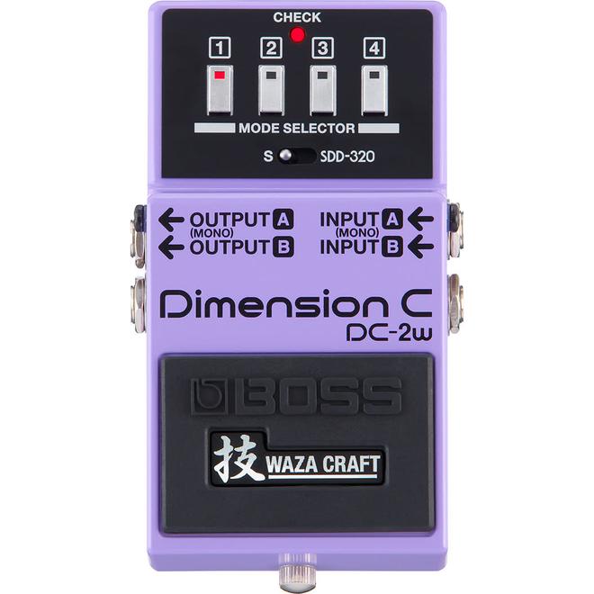 Boss - DC-2W Waza Craft Dimension C Pedal