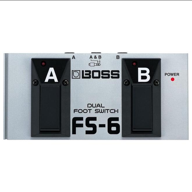 Boss - FS-6 Dual Foot Switch