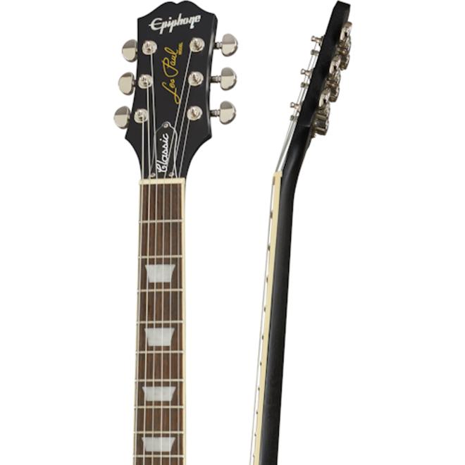 Epiphone - Classic Series Les Paul Electric Guitar, Worn Purple