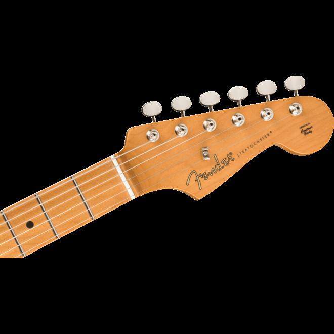 Fender - Noventa Series Stratocaster MN, Surf Green w/Gigbag