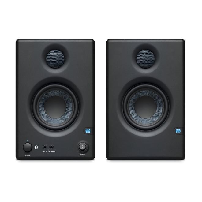 "Presonus - ERIS-E3.5BT Active 3.5"" Bluetooth Media Reference Monitors (Pair)"