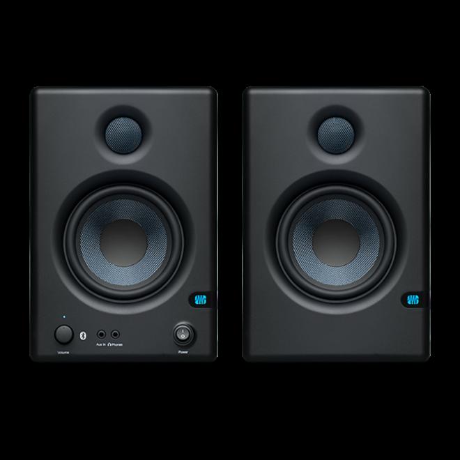 "Presonus - ERIS-E4.5BT Active 4.5"" Bluetooth Media Reference Monitors (Pair)"