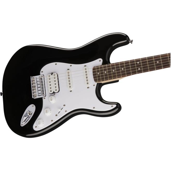 Squier - Bullet Stratocaster HT HSS, Laurel Fingerboard, Black