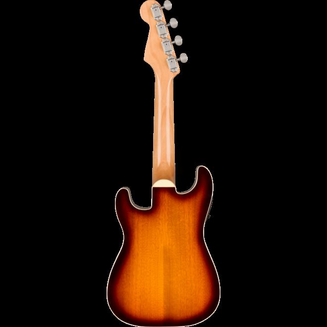 Fender - Fullerton Strat Uke, Sunburst, Concert