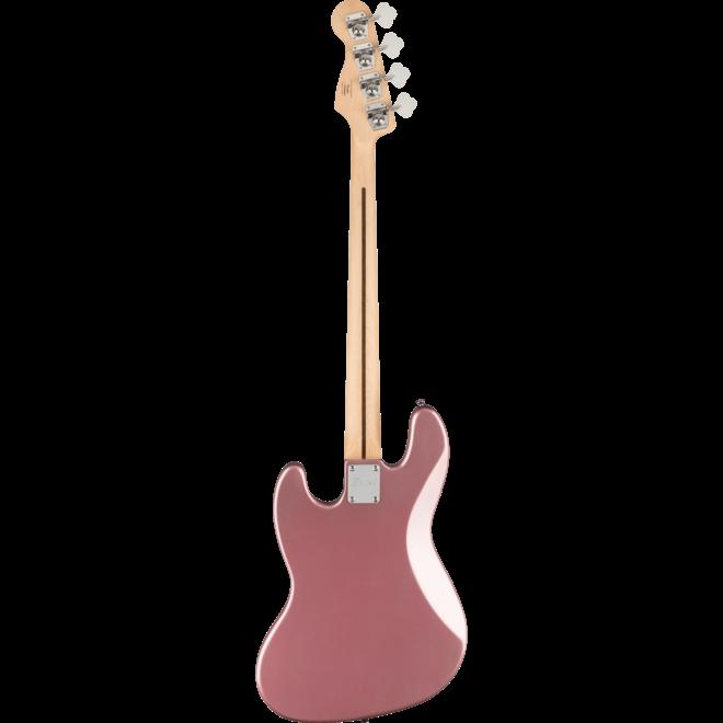 Squier Affinity Series Jazz Bass, Laurel Fingerboard, Burgundy Mist