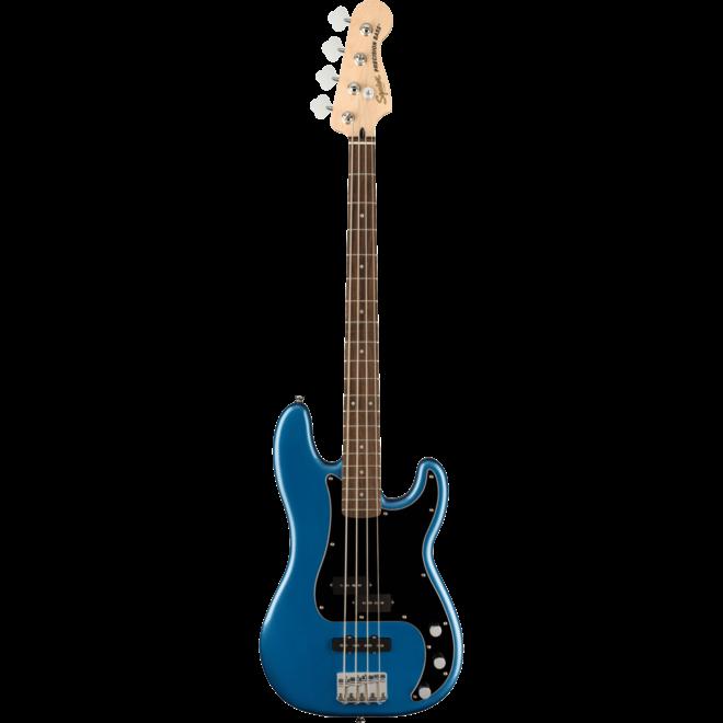 Squier Affinity Series Precision Bass PJ, Laurel Fingerboard, Lake Placid Blue