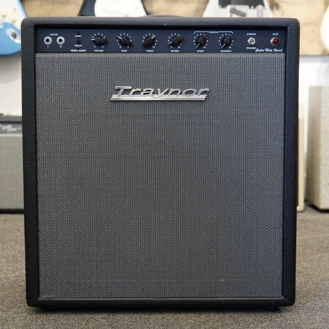 "Traynor YGM-3 Guitar Mate Reverb 20-Watt 1x12"" Tube Combo"