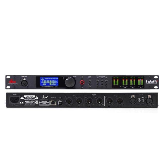 DBX - DriveRack PA2 Loudspeaker Management System