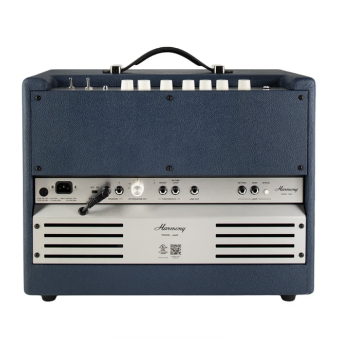 Harmony - H605 5Watt 1x8 Tube Combo Guitar Amplifier