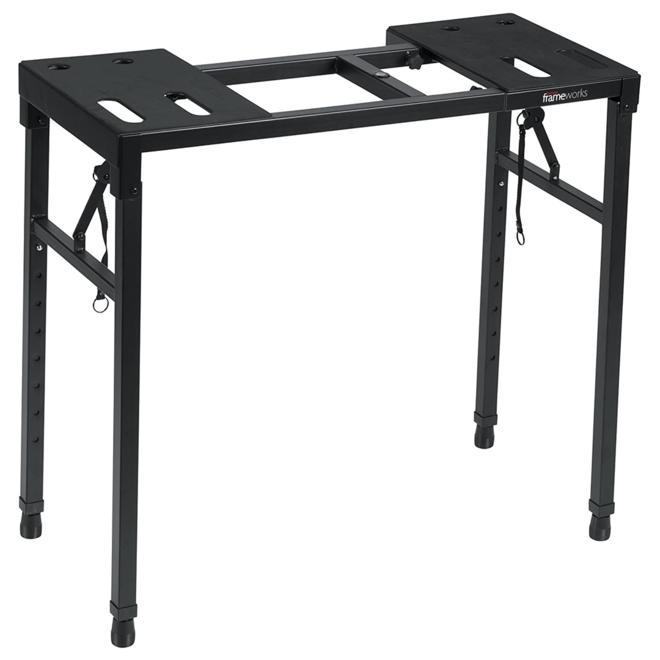 Gator Frameworks - Keyboard/Utility Table Stand