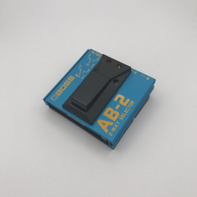 Boss AB-2 2 Way Line Selector