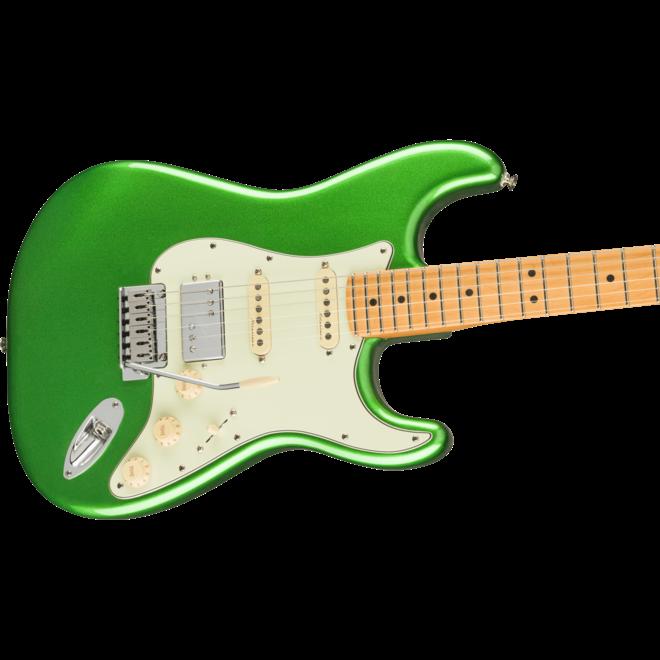 Fender - Player Plus Stratocaster HSS, Maple Fingerboard, Cosmic Jade