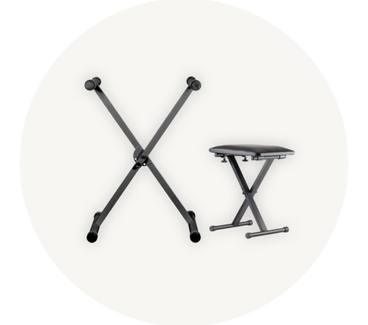 Keyboard Stands & Benches
