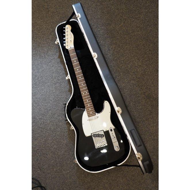 Fender American Standard Telecaster, Rosewood Fingerboard, Black w/Case