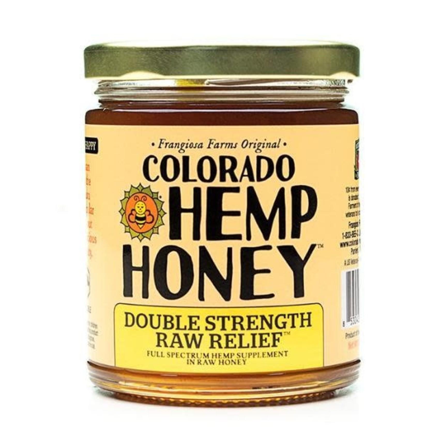 Hemp Honey Jars - with THC