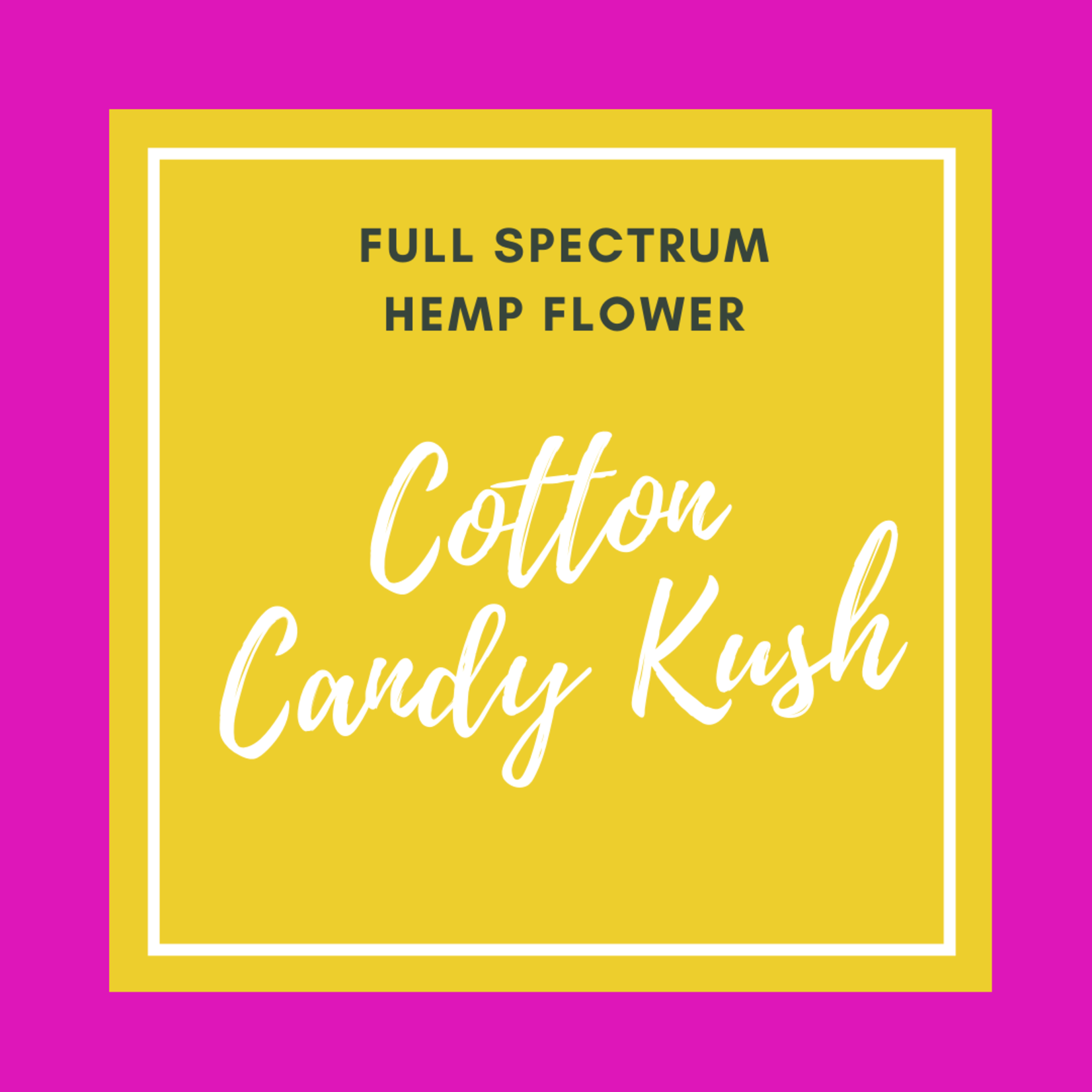 CBD Hemp Flower
