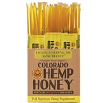 Hemp Honey Sticks -Double Strength - with THC