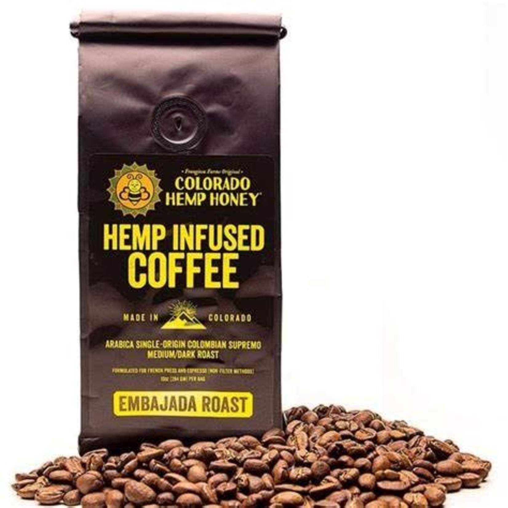 Hemp Infused Coffee - with THC