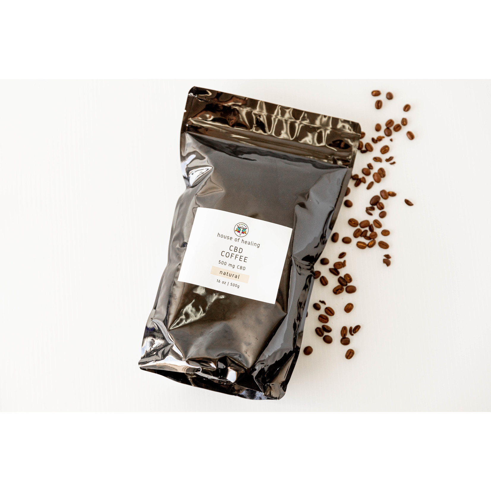 CBD Coffee - Natural