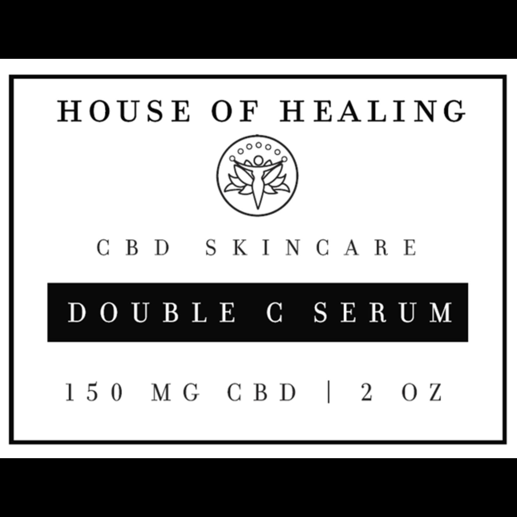 CBD Double C Facial Serum