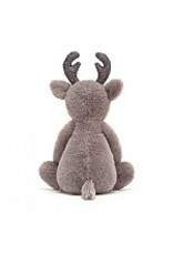 JellyCat London Bashful Glitz Reindeer