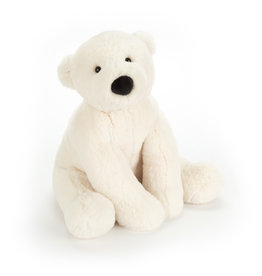 JellyCat London Perry Polar Bear Small