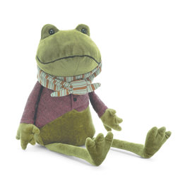 JellyCat London Riverside Rambler Frog