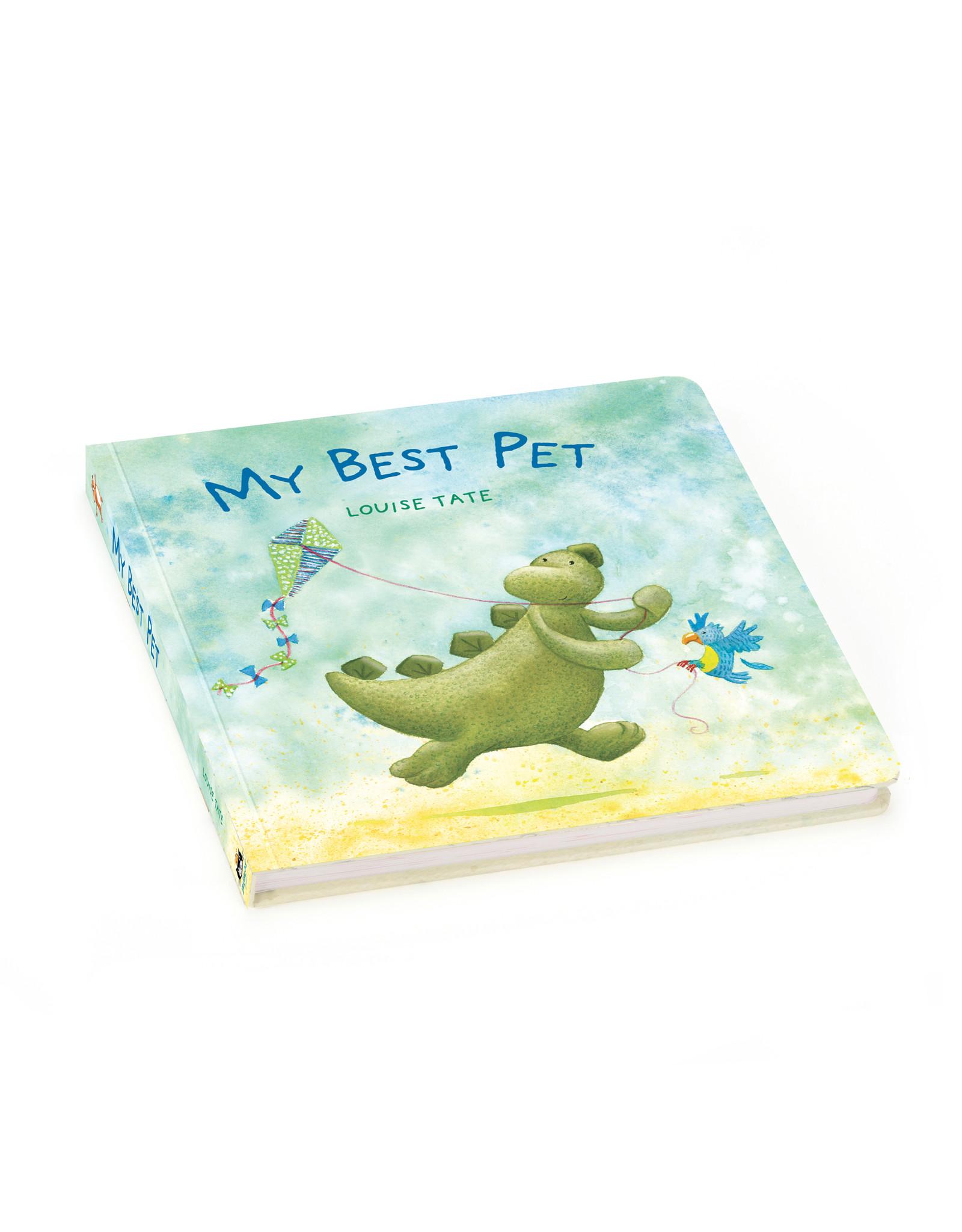 JellyCat London My Best Pet Book