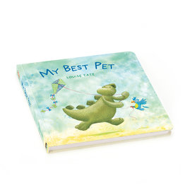JellyCat London My Best Pet Book