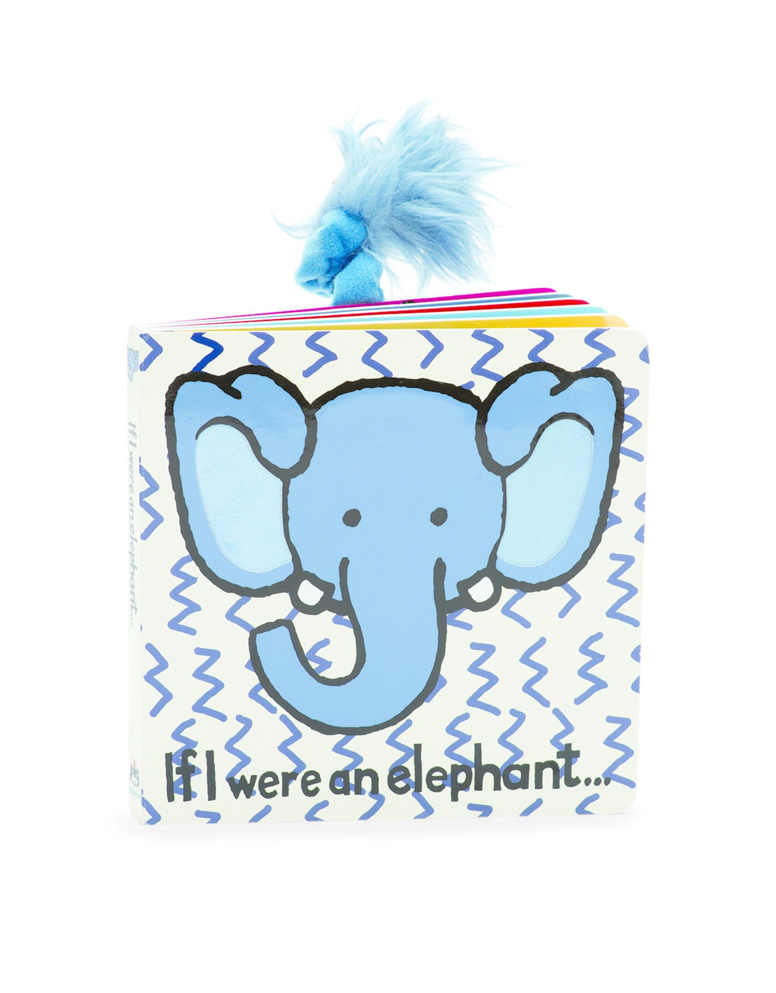 JellyCat London If I Were An Elephant