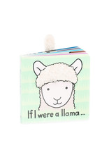 JellyCat London If I Were A Llama Book